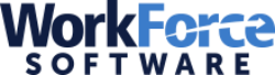 Cloud-based workforce management software logo